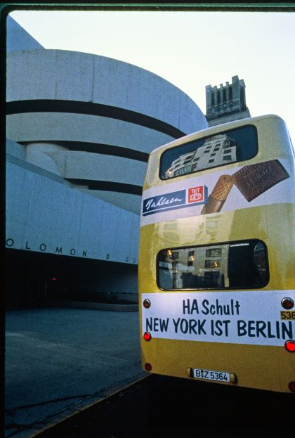 New York is Berlin, 1985
